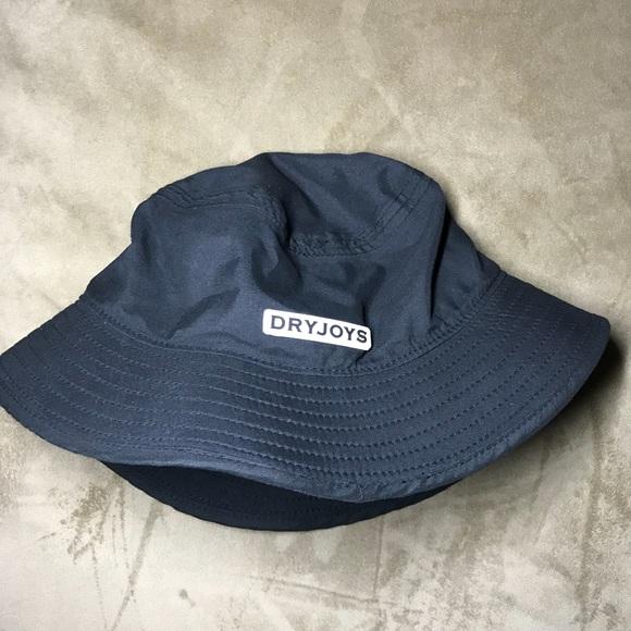 8423938cc9b FootJoy Other - FootJoy FJ DRYJOYS Black Bucket Hat Summer Sun